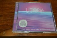 UTOPIA - CHILLED CLASSICS FOR YOUR ULTIMATE WELL-BEING    CD  ALBUM