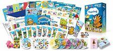 Tagalog for Kids Premium set, Tagalog learning DVDs, Books, Posters, Flashcards