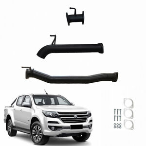 """MY17 RGH HOLDEN COLORADO 2.8L 2016-2020 TD 3"""" DPF BACK EXHAUST/DIFF PIPE"""