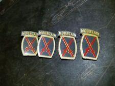 US Army 10th Mountain Distinctive Unit Pin