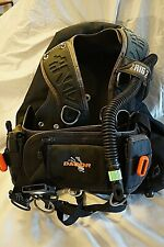 DACOR THE RIG  BCD SCUBA BUOYANCY COMPENSATOR THE RIG 2  SIZE LARGE