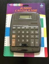 LARGE 8 DIGIT Jumbo Calculator 7