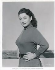 Vera Ralston Jersey Girl Original Vintage 1954 Republic Pictures Retrato Foto