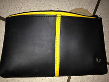 Kosmetiktasche Reifen Gelb Re3 Schlampermäppchen Recycling Kosmetik Tasche Reise