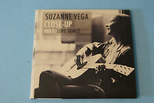 CD: SUZANNE VEGA Close-Up Vol 1 Love Songs ~ 2010 ~ 12 Songs