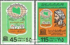 Libië 849-850 (compleet.Kwestie.) MNH 1980 Scholen