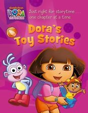 Dora's Toy Stories (Dora the Explorer (Simon Spotlight))-ExLibrary