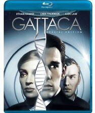 Gattaca Blu-ray Region A BLU-RAY/WS