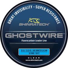Ghostwire Fluorocarbon Leader Line - 30lb