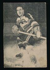 1952-53 St Lawrence Sales (QSHL) #58 BILL ROBINSON (Ottawa) -111 pts in 1948-49
