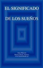 El Significado de Los Suenos (Paperback or Softback)