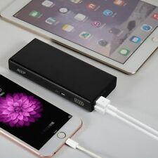 Power Bank 20000mAh Portable External Battery Pack 2 USB Port Portable Charger