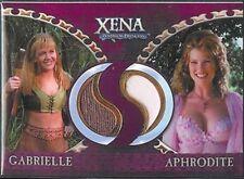 Xena Dangerous Liaisons Doppelt Kostüm DC11 Gabri Aphrodi