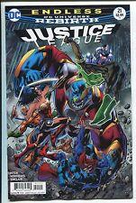 Justice League #21 - Bryan Hitch Story, Art & Cover - Dc Comics/2017