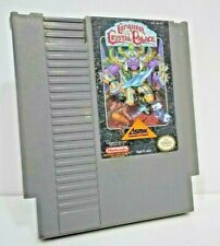 Conquest of the Crystal Palace (Nintendo, Nes ) Video Game