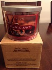 Avon Holiday Spice Candle