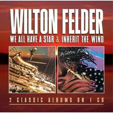 Wilton Felder - We All Have a Star / Inherit the Wind [New CD]