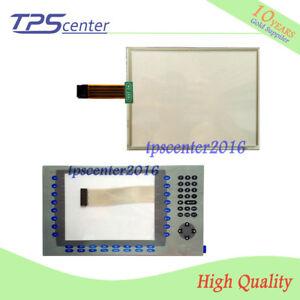 Touch screen panel for AB 2711P-B10C6D6 2711P-B10C6D7 with Membrane keypad