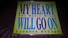 Leanora DeCapo / My Heart will go on - theme from Titanic - Maxi CD