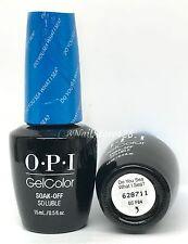 OPI Gelcolor - Soak Off Gel Nail Polish 0.5oz/15mL - Pick your color - Series 4!