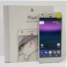 Pristine Google Pixel - 32GB - Very Silver (Unlocked) Smartphone G-2PW4100-061-A