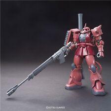 Bandai 1/144 HG Gundam The Origin 001 MS-06S ZAKU II Char Aznable's Mobile Suit