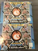 19-20 Panini Chronicles Basketball 2 Mega Box Live Random Team Break
