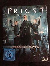 PRIEST 3D-BluRay Steelbook.