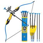 Goldboy Kids Bow and Arrows, Kids Archery Bow and Arrow Toy Set for Boys Girls,