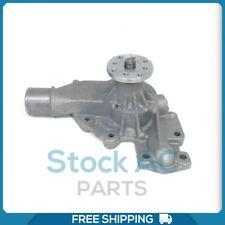 Water Pump for AM General / Chevrolet / GMC QOA