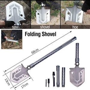 Multifunctional Ordnance Folding Shovel Military Shovel Shovel Camping Tool