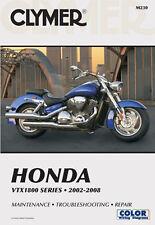NEW CLYMER MANUAL HONDA VTX1800 SERIES 2002-2008 M230 274060 CLYMER