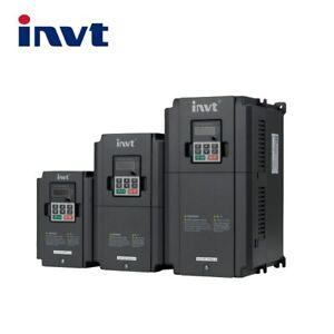 INVERTER VETTORIALE INVT 4KW 9.5A 400V trifase GD20-004G-4-EU-P Serie GD20