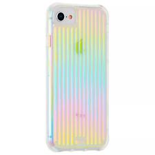 Case Mate Apple iPhone SE (2nd gen)/8/7/6s/6 Tough Groove Case - Iridescent