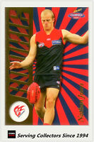 2006 Select AFL Champions Draft Rookie Card DR12 Nathan Jones (Melbourne)