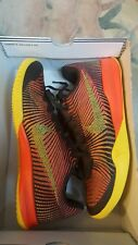 Nike KB Kobe Bryant Mentality II Basketball Shoes Orange Yellow Sz10.5 818952003
