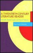 A Twentieth-Century Literature Reader: Texts and Debates-ExLibrary