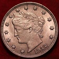1912 Philadelphia Mint Liberty Nickel