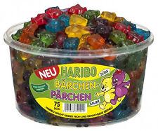 HARIBO Gummibärchen Fruchtgummi- 75 Stücke 1200g