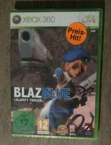 Konsolenspiel Xbox 360 Blaz Blur - Calamity Trigger