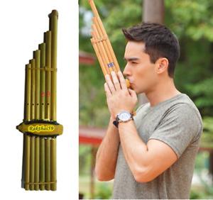 Thai Khaen Instrument Bamboo Isan Mouthorgan Musical Tradition For Beginner