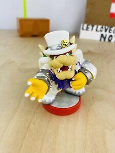 Wedding Bowser amiibo - Super Mario Odyssey Series Nintendo Switch/3DS.