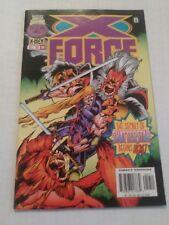 X-Force #59 October 1996 Marvel Comics