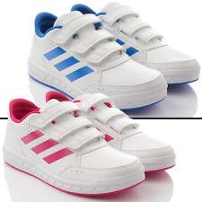 Chaussures bleus moyens adidas pour garçon de 2 à 16 ans