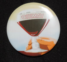 Pin Button Badge Ø38mm  Chimay (bière)
