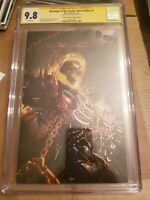 REVENGE OF THE COSMIC GHOST RIDER CLAYTON CRAIN VIRGIN VARIANT CGC SS 9.8