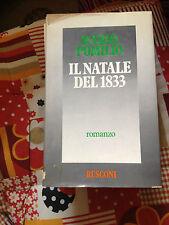 MARIO POMILIO IL  NATALE DEL 1833 BUONO!!!