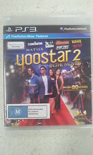 Yoostar 2 In The Movies (Move) Sony PS3 Brand New and Sealed