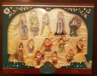 Disney D23 Expo EXCLUSIVE: Art of Snow White Ornament Set 13 Pieces LE 850 NEW