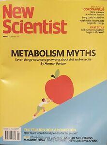 New scientist magazine 27th February 2021